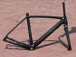 319# Toray Carbon Frameset Full Carbon 3K Matt Road Bike BB3