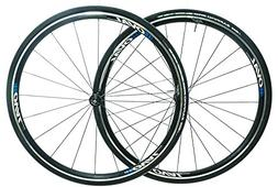 Oval Concepts 327 700c Alloy Road Bike Wheelset Tires 8-11s
