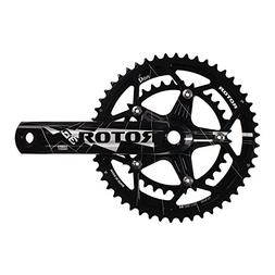 Rotor 3D24 110x5 BCD Black/White 11 Speed Road Crankset 172.
