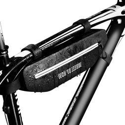 3L EVA Cycling Bicycle Bag Front Triangle Frame Top Tube Pou