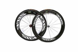 404 808 tubular road bike wheelset 700c