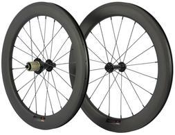 406/451C BMX Carbon Bicycyle Wheelset Road Bike Front+Rear C