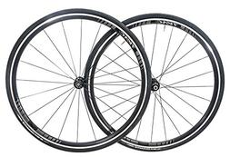 Oval Concepts 527 700c Alloy Road Bike Wheelset Tires 8-11s