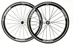 Oval Concepts 535 700c Carbon / Alloy Road Bike Wheelset + T