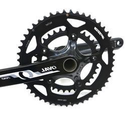 Oval Concepts 700 Crankset FSA Road Bike 50/34 110bcd Compac