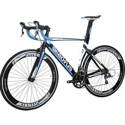 Frey Shimano 700C X 54C Road Bike 14 Speed Aluminum Frame Fo