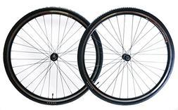 Zhili Sport 700c Aluminum Road Bike Wheelset Freewheel Compa