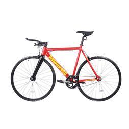 700C Fixed Gear Single Speed Urban Fixie Road Bike Bullhorn