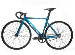 700C Fixie Road Bike Fixed Gear Bike Aluminium Alloy Frame/F