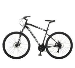 Schwinn 700c Glenwood Men's Hybrid Bike, Black