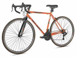 700c gzr700 road bike in orange
