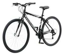 10c14a3f5 Schwinn 700c Men's Pathway Multi-Use Bike w/ 18 speeds - Bla