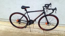 Kent 700c Nazz Men's Adventure Road Bike 700C Shimano Shifte