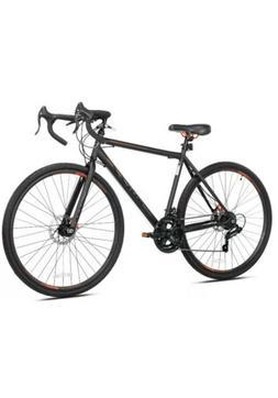 Kent 700c Nazz Men's Road Bike, Satin Black