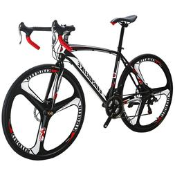 700C Road Bike Shimano 21 Speed Cycling Bicycle Disc Brakes