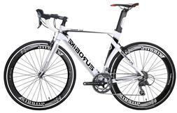 700C Road Bike Light Aluminium Shimano 16 Speed Racing Bicyc
