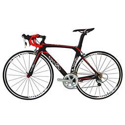 BEIOU 700C Road Bike T800 Carbon Fiber Shimano 105 5800 11S