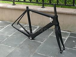 906# Toray Carbon Frameset Full Carbon UD Matt Road Bike BSA