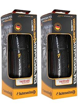 Continental 2 Pack Grand Prix 4 Season 700 x 23c Tire