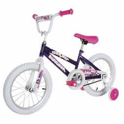 ce51fef712e Dynacraft Magna Starburst Girls BMX Street Dirt Bike 16