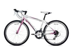 Giordano Libero 1.6 Girls' Road Bike, 24""