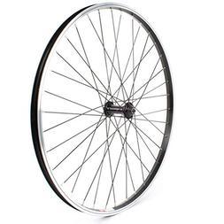 Sta-Tru Black ST1 36H Rim Front Wheel