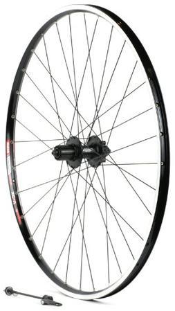 Sta-Tru Black Shimano Deore M525 6-Bolt Disc 8-9-10 Speed Ca