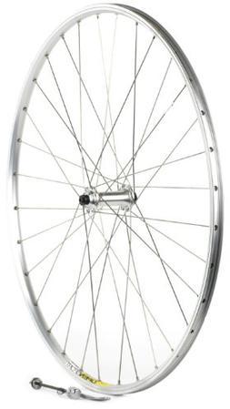 Sta-Tru Silver Mavic Open Sport 32H Rim Front Wheel