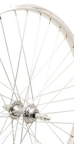 Sta Tru Steel 6-7 Speed Freewheel Hub Rear Wheel