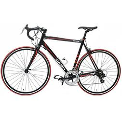 Head Accel X 700C Road Bicycle, Black/Red, 55cm/Large