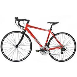 Head Accel NXM 700C Road Bicycle, Red, 56cm/Large