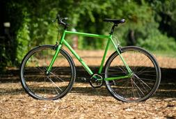 Swobo Accomplice Fixed Gear Road Bike Green-Medium