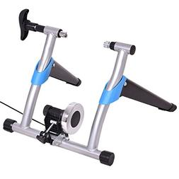 Goplus Bike Trainer Stand Portable Exercise Bicycle Trainer