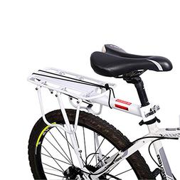 Enkrio Adjustable Bike Rear Cargo Rack Equipment Stand Foots