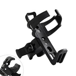 PAMASE Adjustable Quick Release Bike Water Bottle Cage Rack