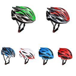 Adult Bike Helmet MTB Road Mountain Adjustable Unisex Cyclin