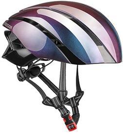 ROCK BROS Adult Bike Helmets Road Bike Helmet for Women Men