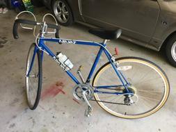 Takara  Advance Vintage Gravel Road bike Cyclocross Mint