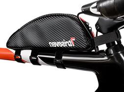TriSeven Aero 30 Carbon Cycling Frame Bag - Lightweight Stor