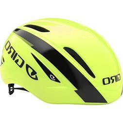 Giro Air Attack Bike Helmet - Highlight Yellow/Black Large