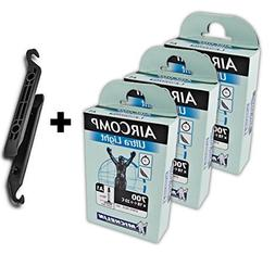 Michelin Aircomp A1 Ultralight Inner Tube Bundle 700x18-23c