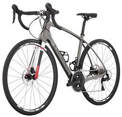 Diamondback Bicycles Women's Airen 4 Carbon Road Bike, Dark