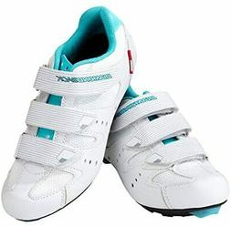 Diamondback Bicycles Women's Airen Road Shoe, Size 39