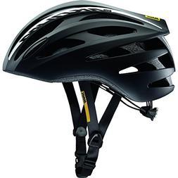 Mavic Aksium Elite Cycling Helmet - Black/White Small