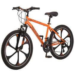 Mongoose Alert Mag Wheel mountain bike, 24-inch wheels, 7 sp