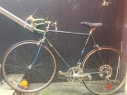 all original, excellent condition, vintage 57cm , Windsor ro