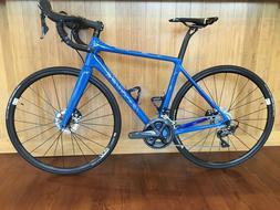 Parlee Altum Disc Carbon Road Bike Blue Ultegra 8000 Small D