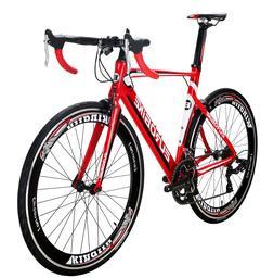 Aluminium Road Bike Shimano 14 Speed 700C Racing Bicycle Men
