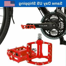 Aluminum Alloy Bike Pedals Road Bicycle Pedal Mountain Bike