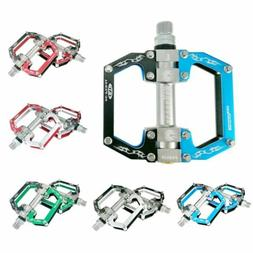 Aluminum Alloy Mountain Bicycle Pedals Road Bike Anti-slip 3